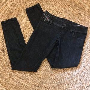 Diesel Jeans- Off Black Slim-Tapered
